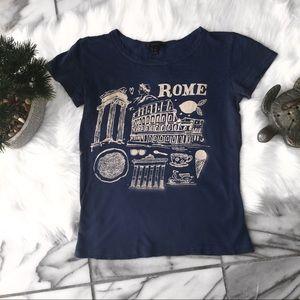 J. Crew Rome T-Shirt